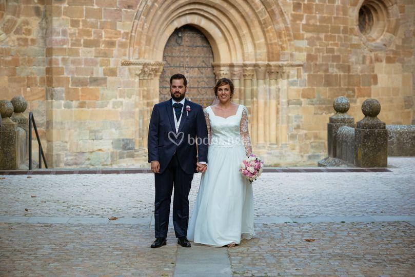 vestidos de gasa y encaje de ana corellano | foto 29