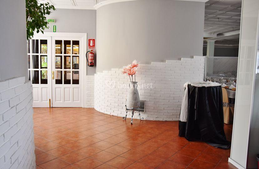 Espacios del restaurante