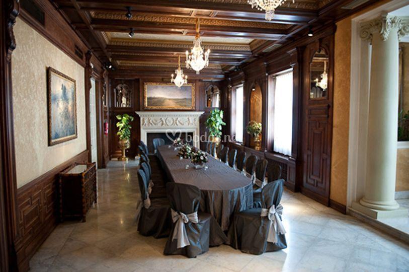 Salón Bacarrá