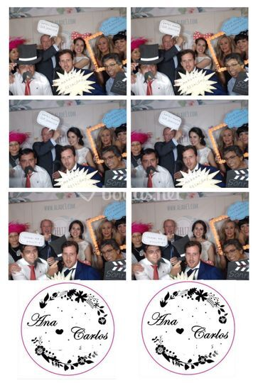 Diversión boda