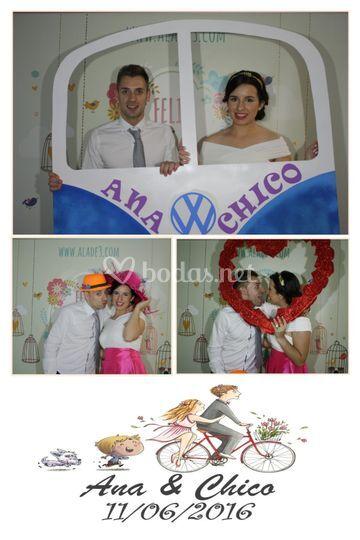 Boda Anay Chico