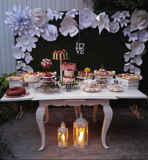 Mesa super dulce