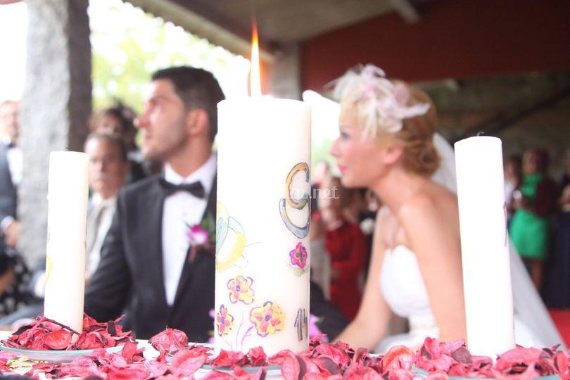 Rita y Gonzalo