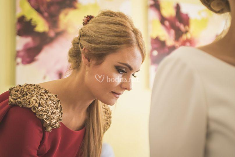 La hermana de la novia