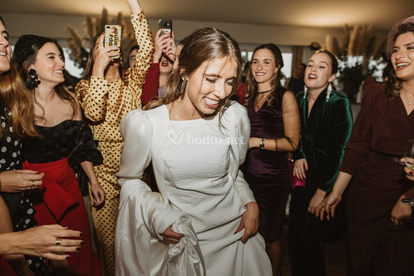 Detalle de boda