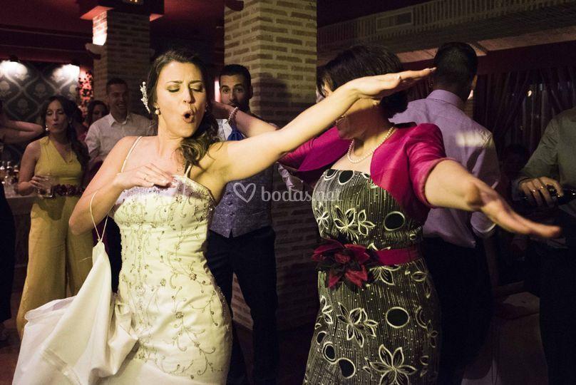 Momento baile