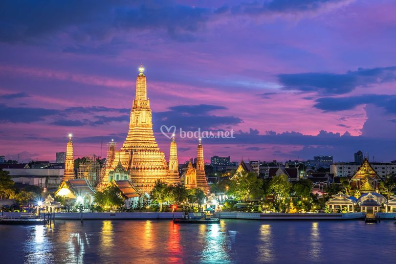 Tailandia, circuitos a medida