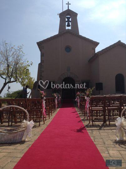 Ceremonia Ermita Sant Elm