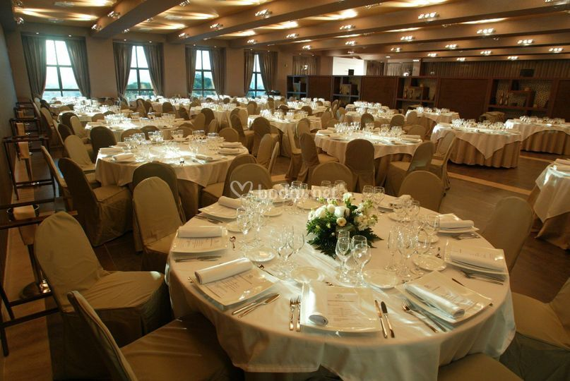 Banquete de bodas