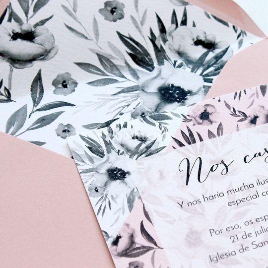 Invitación florencia