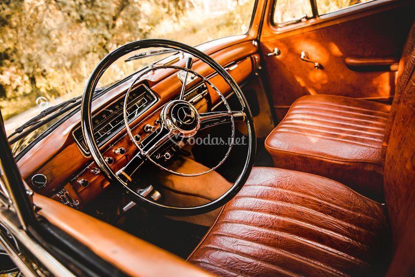Mercedes Benz 190D año 51