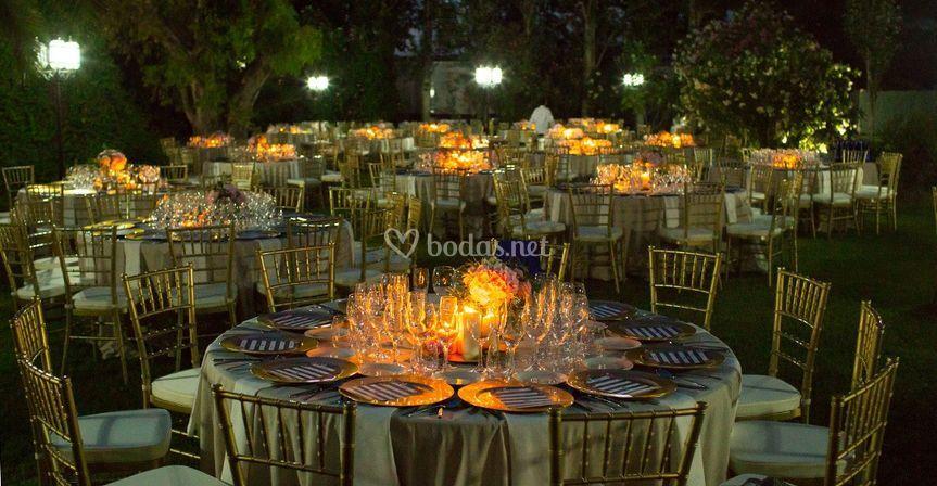 Banquete noche