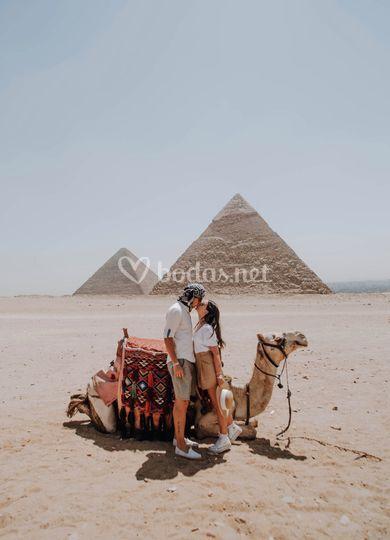 Egipto enamora