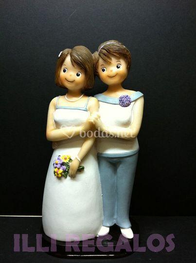 Figura de novias