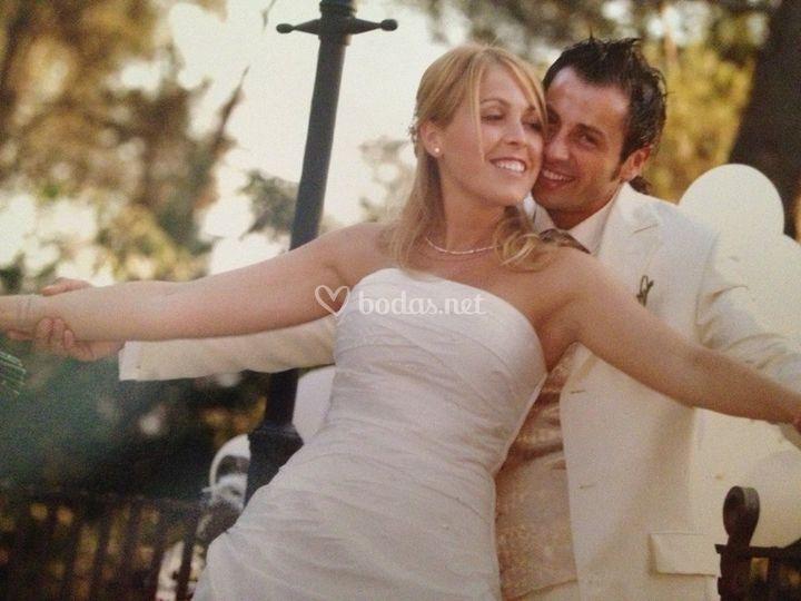 Monica y Jose