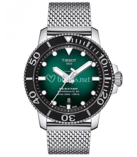 Reloj Tissot Seastar 1000 power