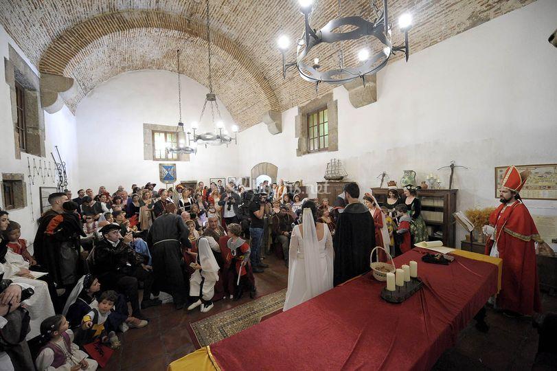 Ceremonia medieval
