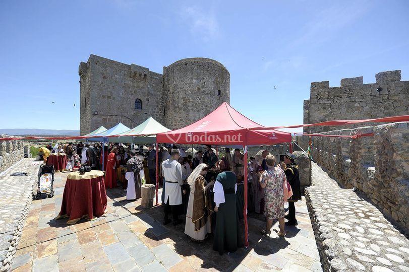 Cóctel medieval