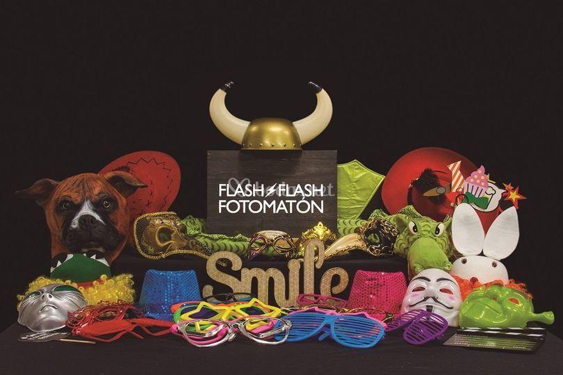Flash Flash Fotomatón