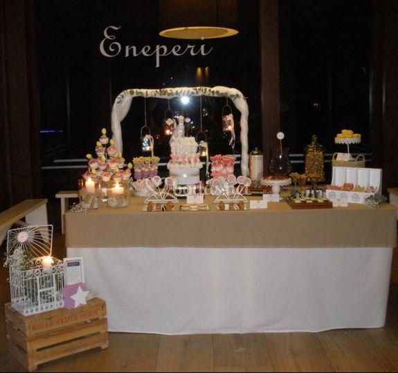 Mesa dulce Eneperi