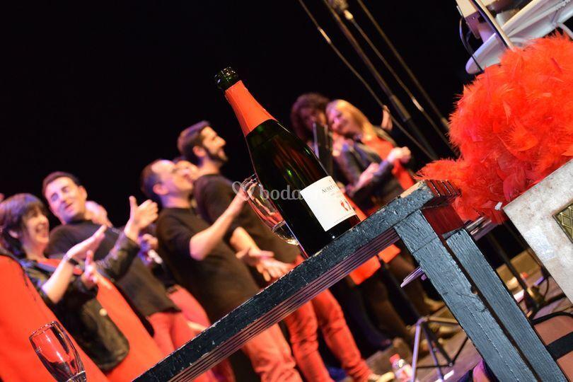 Actuación en Banyoles