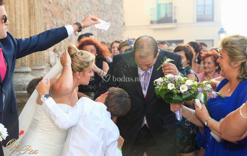Al fin casados