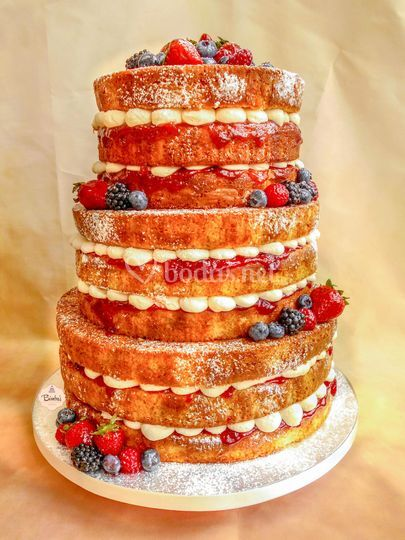 Tarta boda victoria cake