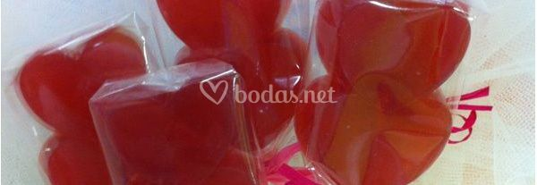 Bubbly Piruletas de Jabón