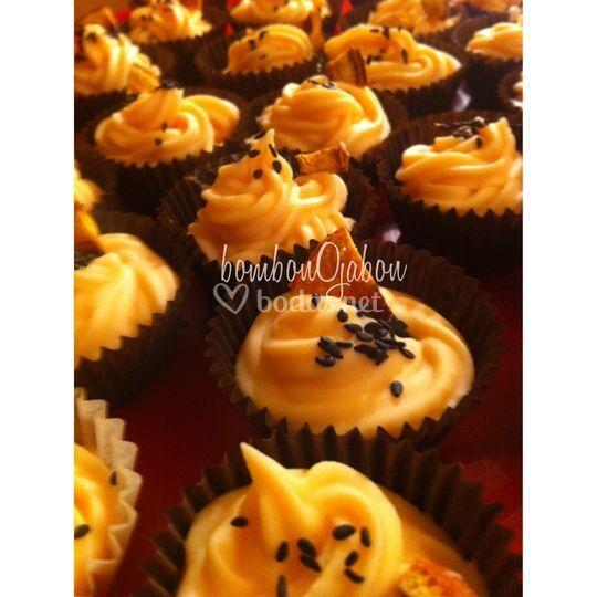 Cupcakes jabón