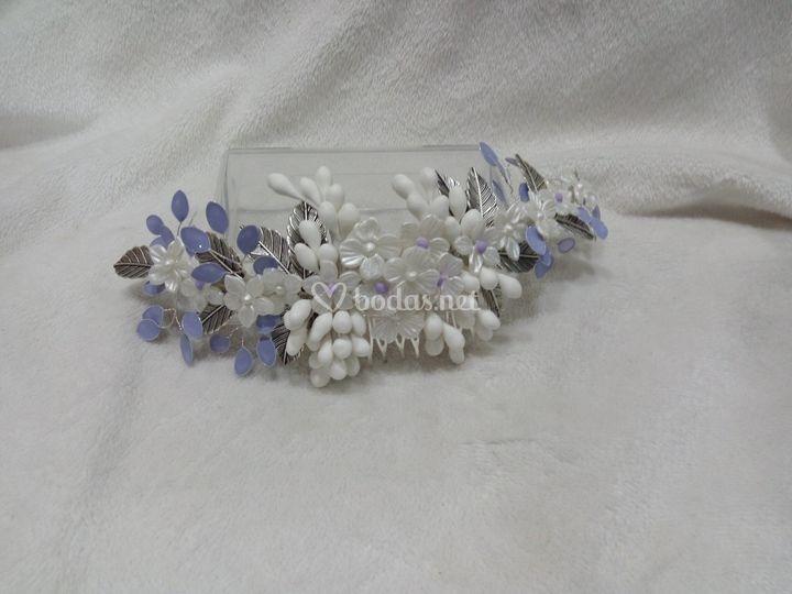 Porcelana, metal y esmaltado