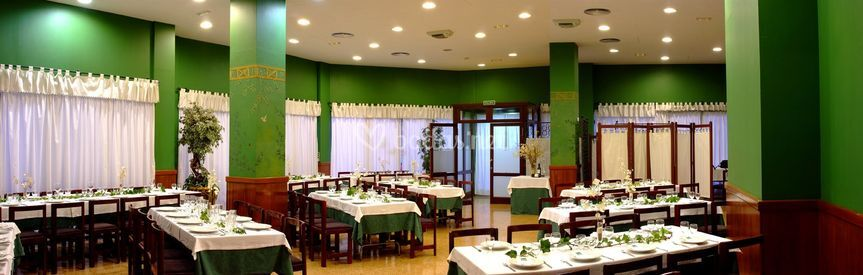 Restaurante hermanos rogelio for 2 hermanos salon