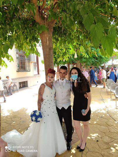 Ramo de boda