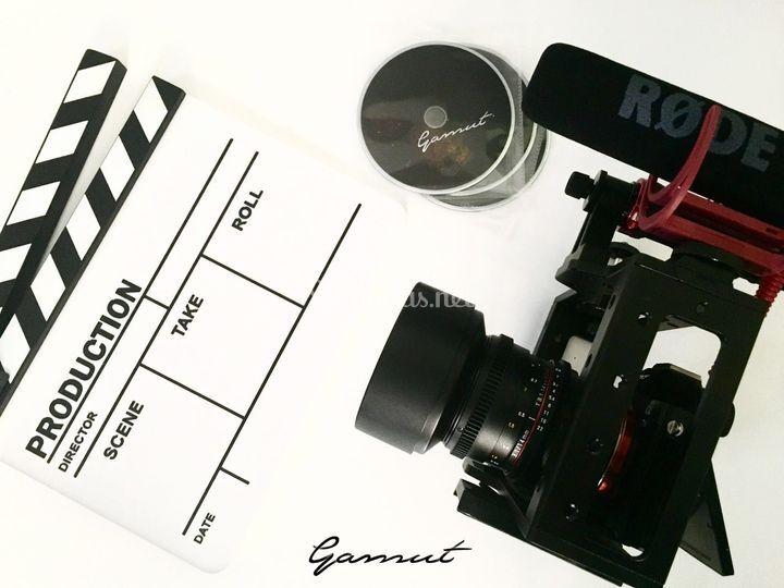 Gamut Cinematography
