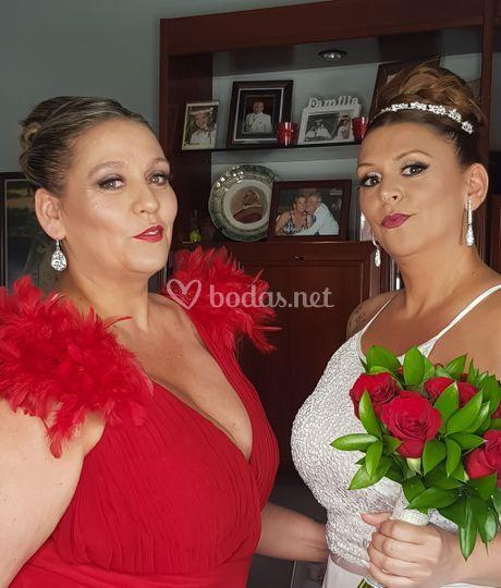 Ana y Vanesa
