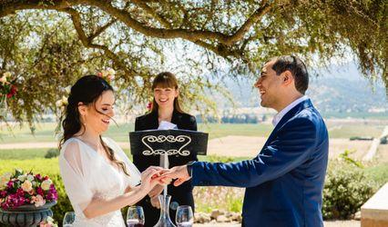 Pinceladas de bodas - Maestro de ceremonias 1