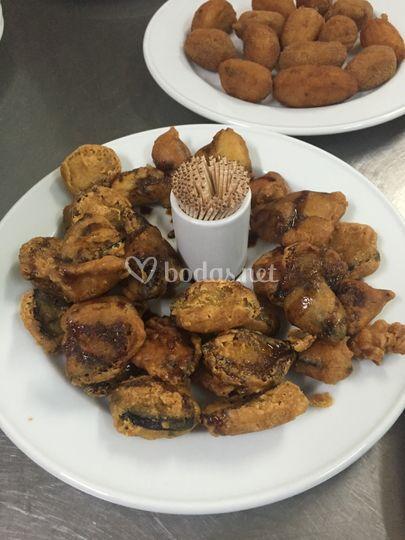 Comida para los invitados de hotel atalaya foto 6 for Comida rapida para invitados