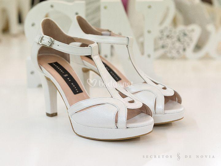 5e401207 Zapato ref. 104550 de Secretos de Novia | Foto 102