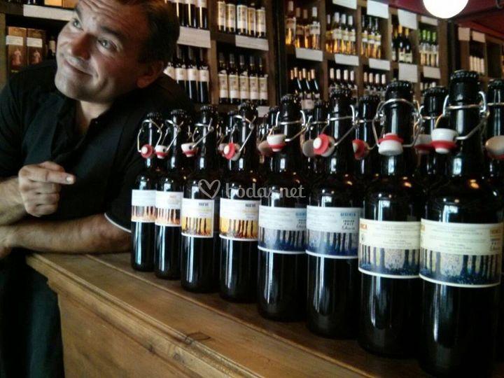 Cervezas Yáñez