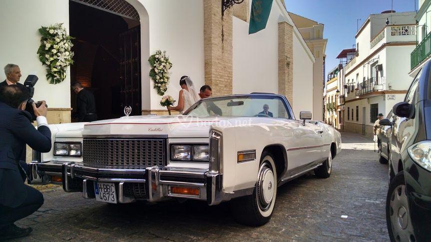 Cadillac El Dorado de 1975