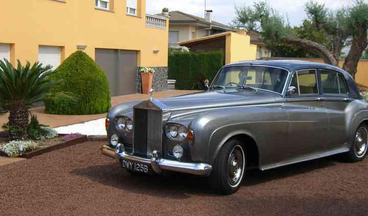 Rolls Royce 1964