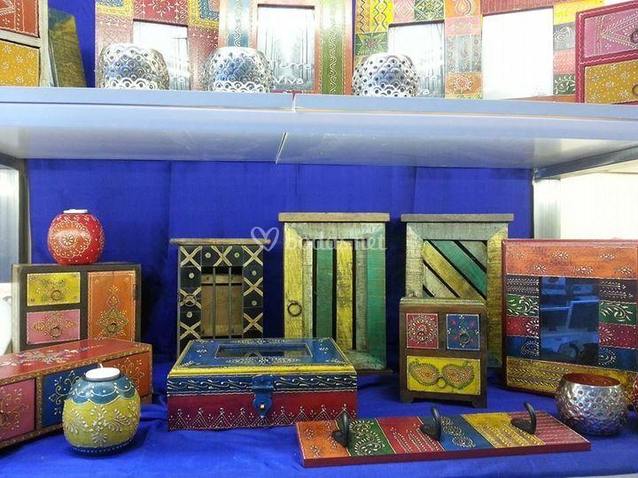 Caijtas decorativas