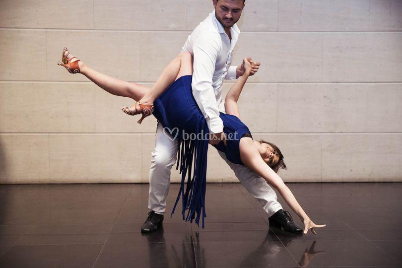 Kike y Úrsula - Tango, Bachata