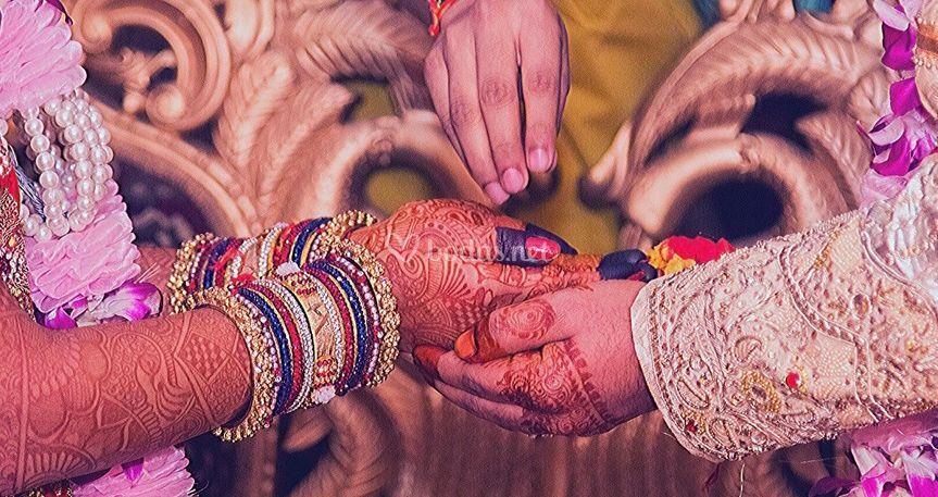 Boda con henna