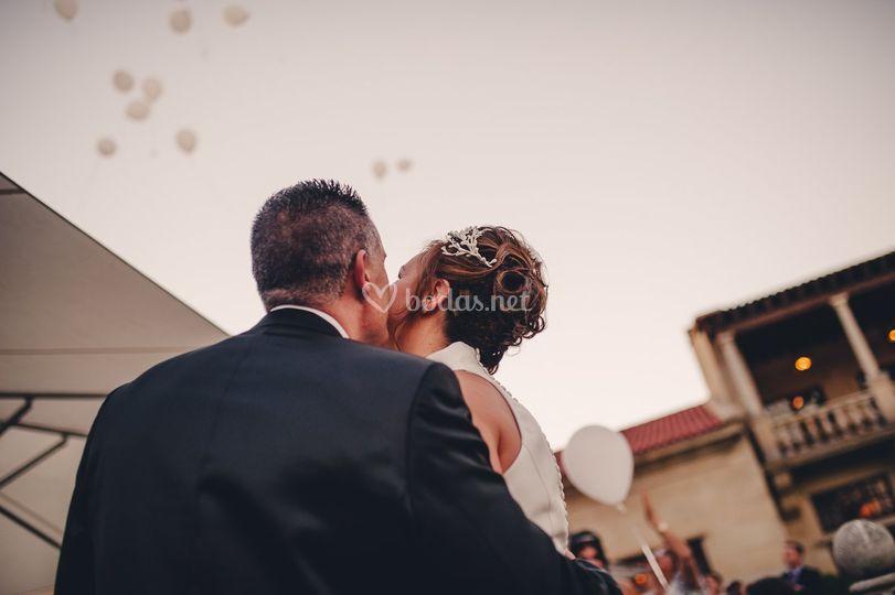 Disfrutad de vuestra boda