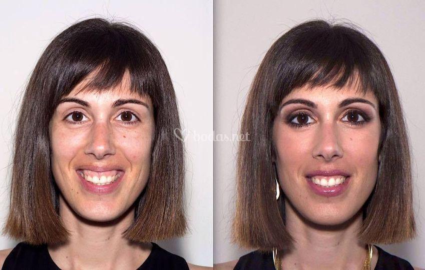 Maquillaje de Fiesta - Anna