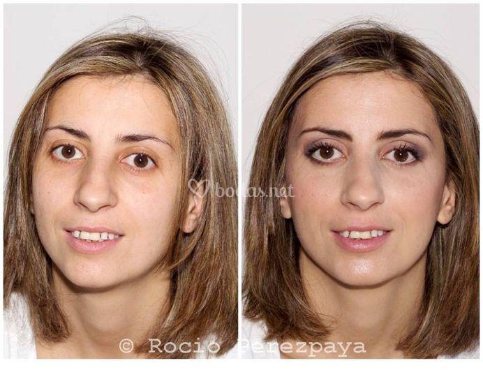 Maquillaje de Novia - Sonia