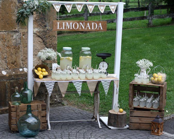 Rincón de limonadas