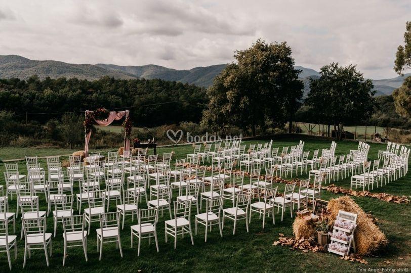 Ceremonia explanada