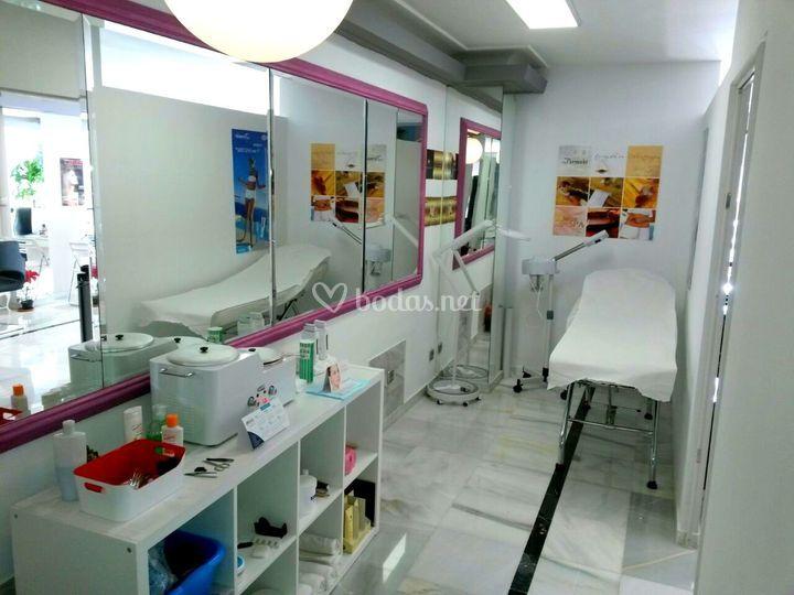 Sala de estética