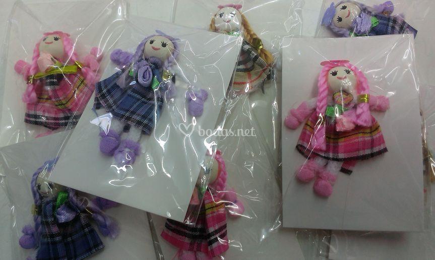 Broche de muñecas